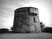 Martello Tower No. 7, Killiney Hill, Dublin, 1804,