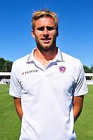 Franck L'Hostis - 07.08.2015 - Evian Thonon / Clermont - 2eme journee de Ligue 2<br /> Photo : Philippe Lebrech / Icon Sport