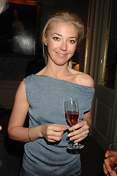 TAMARA BECKWITH at a party to celebrate the publication of Top Tips For Girls by Kate Reardon held at Claridge's, Brook Street, London on 28th January 2008.<br />