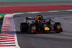 February 26, 2019 - Barcelona, Catalonia, Spain - Pierre Gasly from France with 10 Aston Martin Red Bull Racing - Honda RB15 in action during the Formula 1 2019 Pre-Season Tests at Circuit de Barcelona - Catalunya in Montmelo, Spain on February 26. (Credit Image: © Xavier Bonilla/NurPhoto via ZUMA Press)