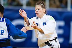 TRSTENJAK Tina of Slovenia competes in the elimination round on July 27, 2019 at the IJF World Tour, Zagreb Grand Prix 2019, in Dom Sportova, Zagreb, Croatia. Photo by SPS / Sportida
