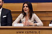 daniela sbrollini<br /> Conferenza Presentazione Progetto Easy Basket in Classe<br /> FIP 2017<br /> Roma, 08/11/2017<br /> Foto M.Ceretti / Ciamillo-Castoria
