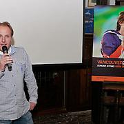 NLD/Amsterdam/20110318 - Boekpresentatie Mark Tuitert, schaatstrainer Jac Orie