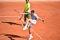 Novak DJOKOVIC - 23.05.2015 - Tennis - Journee des enfants - Roland Garros 2015<br /> Photo : David Winter / Icon Sport