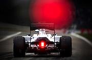 German Grand Prix<br /> <br /> Pastor Maldonado in his Williams FW35 at the 2013 German grand prix at the Nurburgring. <br /> ©Darren Heath/exclusivepix