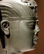 Ahmose II (Amasis II) A fragmentary statue head of Amasis II; Pharaoh of Egypt.Reign 570–526 B.C.E., 26th dynasty. He was the last great ruler of Egypt before the Persian conquest