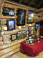 Selected metal prints exhibited at the 2014 Centennial Valley Art Show during 4th of July weekend in Centennial, Wyoming.  This show features lots of local artists!