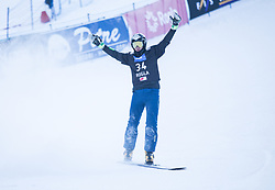 Mastnak Tim during the FIS snowboarding world cup race in Rogla (SI / SLO) | GS on January 20, 2018, in Jasna Ski slope, Rogla, Slovenia. Photo by Urban Meglic / Sportida