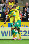 Norwich City v Watford 160814