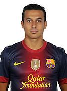 F.C. Barcelona 2012 / 2013. Pedro Rodriguez...Photo: Gregorio / ALFAQUII