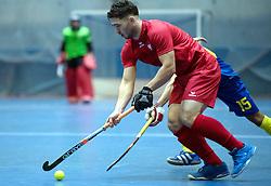 BERLIN - Indoor Hockey World Cup<br /> Kazakhstan - Poland<br /> foto: <br /> WORLDSPORTPICS COPYRIGHT FRANK UIJLENBROEK