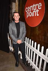 Scott Mills at the Centrepoint Ultimate Pub Quiz, Village Underground, 54 Holywell Lane, London England. 7 February 2017.