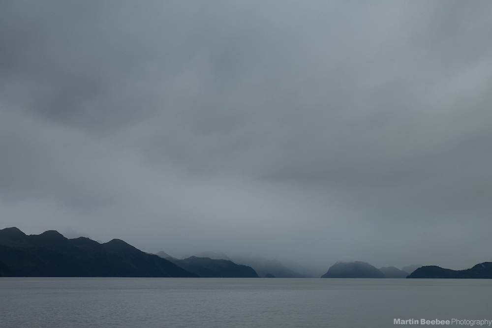 Resurrection Bay, Seward, Alaska