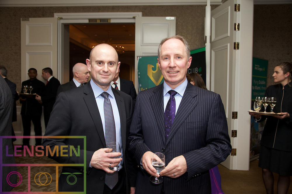 Nick Papaioannou - Eaton Industries Ireland<br /> Aidan Smyth - Labplan