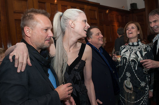 JUERGEN TELLER; KRISTEN MCMENAMY; IVOR BRAKA  Juergen Teller: Woo, Institute of Contemporary Arts, London. 22 January 2012