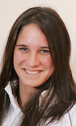 Emily Thomas. New Zealand Trans Tasman Swimming team. 1 July 2007. Photo: Barry Durrant/PHOTOSPORT