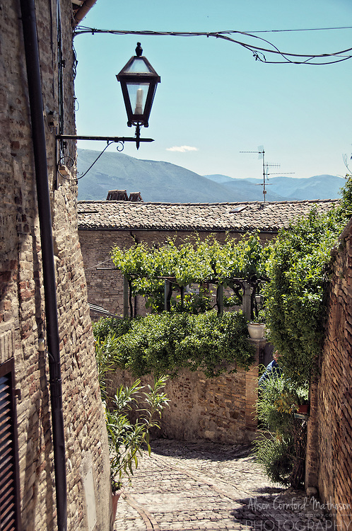 The village of Montefalco in Umbria, Italy For more information, please visit http://cheeseweb.eu/2013/09/photo-tour-spello-umbria-italy/