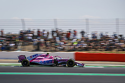 July 8, 2018 - Silverstone, Great Britain - Motorsports: FIA Formula One World Championship 2018, Grand Prix of Great Britain, .#31 Esteban Ocon (FRA, Sahara Force India F1 Team) (Credit Image: © Hoch Zwei via ZUMA Wire)