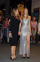 September 6, 2019, New York, New York, United States: September 5, 2019 New York City....Chloe Olsen and Kathy Ireland (L) attending The Daily Front Row Fashion Media Awards on September 5, 2019 in New York City  (Credit Image: © Jo Robins/Ace Pictures via ZUMA Press)