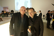 DAVID HUGHES; TONY CHAMBERS, Wallpaper* Design Awards. Wilkinson Gallery, 50-58 Vyner Street, London E2, 14 January 2010