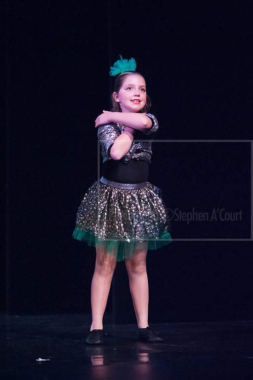 Wellington, NZ. 4.12.2015. Sugar, from the Wellington Dance & Performing Arts Academy end of year stage-show 2015. Big Show, Friday 6.30pm. Photo credit: Stephen A'Court.  COPYRIGHT ©Stephen A'Court