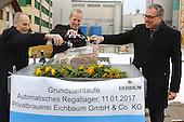 Eichbaum Grundsteintaufe