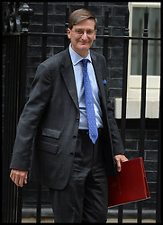 Dominic Grieve, the attorney general leaving  No10 Downing Street after the Government's weekly Cabinet meeting, London, United Kingdom. Tuesday, 3rd September 2013. Picture by Andrew Parsons / i-Images