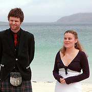 Jan & Carrie's Wedding - Colour
