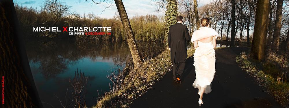 Wedding in De Pinte, Belgium
