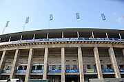Olympic Stadium during the Champions League Final between Juventus FC and FC Barcelona at the Olympiastadion, Berlin, Germany on 6 June 2015. Photo by Phil Duncan.