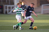 Dundee v Celtic SFA Youth Cup 27-01-2019