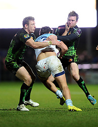 - Photo mandatory by-line: Joe Meredith/JMP - Mobile: 07966 386802 - 24/01/2015 - SPORT - Rugby - Exeter - Sandy Park Stadium - Exeter Chiefs v Bayonne - Challenge Cup Round 6