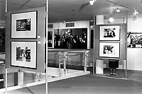 """Stills from 'Dover,and its People"""".  A photography Exhibition by Janine Wiedel first shown in The Dover Museum 1991. The result of a one year commission from The Cross Channel Photographic Mission (C.P.P.M)"""