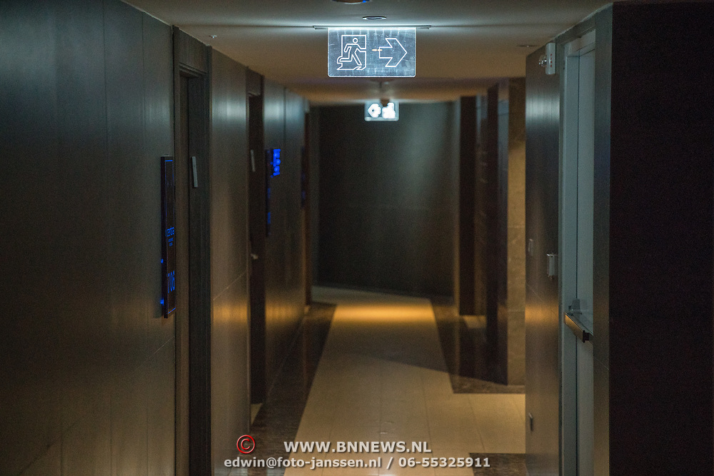 NLD/Bangkok/20180713 - Vakantie Thailand 2018, hotelgang