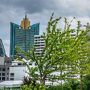 THA/Pattaya/20180722 - Vakantie Thailand 2018, Pattaya, hotelview