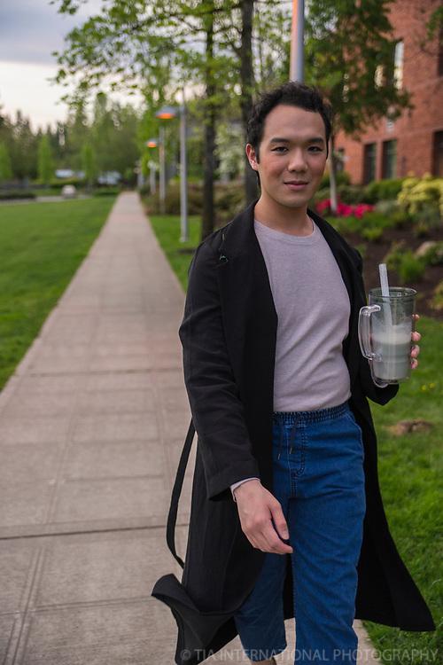 Professional Portrait, Bellevue, Washington