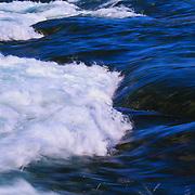 &quot;Niagara River Meets Falls&quot;<br /> <br /> Beautiful flowing waters of the Niagara River meets the edge of Niagara Falls!