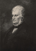 Robert Hare (1781-1858) American chemist. Invented an oxyhydrogen blow-pipe and a calorimeter.  A convert to spiritualism, he published 'Spiritualism Scientifically Demonstrated' (1855) and 'Experimental Investigation of the Spirit Manifestation' (1855).