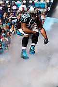 December 10, 2017: Minnesota vs Carolina. Jonathan Stewart