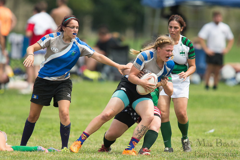 Philly's 10's Rugby Tournament in Philadelphia , PA on Saturday August 6, 2016. (photo / Mat Boyle)