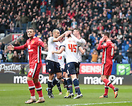 Bolton Wanderers v MK Dons 23/01/2016