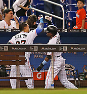 Miami Marlins v San Francisco Giants - 14 Aug 2017