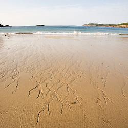 Sand Beach in Maine's Acadia National Park.