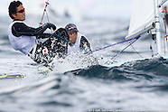 2013 Isaf Test Event  | day 3 | 470 men