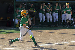 04 June 2018:   Normal University High Pioneers v Providence Catholic Celtics. IHSA Class 3A Softball Sectional at Illinois Wesleyan University in Bloomington IL