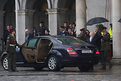 On the 27th of October, the people of Ireland elected Michael D. Higgins, President of Ireland. On November 11, 2011, he will become Ireland's 9th president at the inauguration ceremony in Dublin Castle.