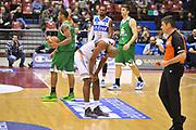 DESCRIZIONE : Milano Final Eight Coppa Italia 2014 Semifinale Enel Brindisi - Montepaschi Siena<br /> GIOCATORE : Michael Snaer<br /> CATEGORIA : Ritratto Delusione<br /> SQUADRA : Enel Brindisi <br /> EVENTO : Final Eight Coppa Italia 2014 Milano<br /> GARA : Enel Brindisi - Montepaschi Siena<br /> DATA : 08/02/2014<br /> SPORT : Pallacanestro <br /> AUTORE : Agenzia Ciamillo-Castoria / Luigi Canu<br /> Galleria : Final Eight Coppa Italia 2014 Milano<br /> Fotonotizia : Milano Final Eight Coppa Italia 2014 Semifinale Enel Brindisi - Montepaschi Siena<br /> Predefinita :