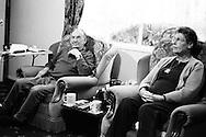 Post-war prefabs in Redditch, Uk, 2003