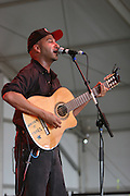 The Nightwatchman performs during the second day of the 2007 Bonnaroo Music & Arts Festival on June 15, 2007 in Manchester, Tennessee. The four-day music festival features a variety of musical acts, arts and comedians..Photo by Bryan Rinnert