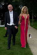JOHN CAUDWELL AND CLAIRE JOHNSON, Raisa Gorbachev Foundation Party, at the Stud House, Hampton Court Palace on June 7, 2008 in Richmond upon Thames, London,Event hosted by Geordie Greig and is in aid of the Raisa Gorbachev Foundation - an international fund fighting child cancer.  7 June 2008.  *** Local Caption *** -DO NOT ARCHIVE-© Copyright Photograph by Dafydd Jones. 248 Clapham Rd. London SW9 0PZ. Tel 0207 820 0771. www.dafjones.com.